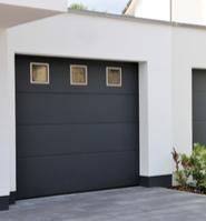 Nos portes de garage sectionnelles